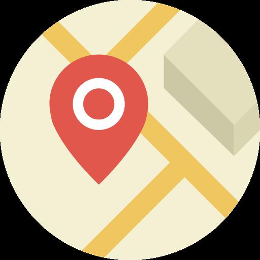 Mapa dojazdu do Uroczy Zakątek